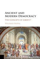 Ancient and Modern Democracy PDF