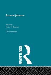 Samuel Johnson: The Critical Heritage