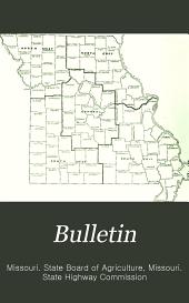 Bulletin: Volumes 8-9