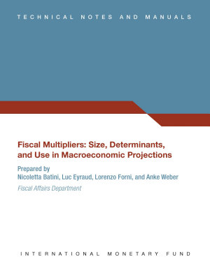 Fiscal Multipliers