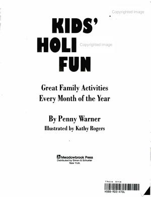 Kids' Holiday Fun