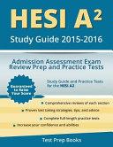 HESI A2 Study Guide 2015 2016 PDF