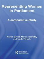 Representing Women in Parliament PDF