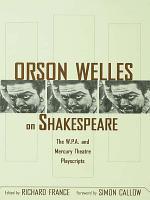 Orson Welles on Shakespeare PDF