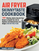 Air Fryer Skinnytaste Cookbook PDF