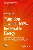 Transition Towards 100% Renewable Energy