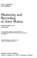 Measuring and Recording of Joint Motion PDF