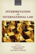 Interpretation in International Law PDF