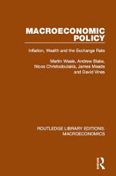 Macroeconomic Policy PDF