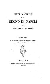 Istoria Civile del Regno di Napoli di Pietro Giannone