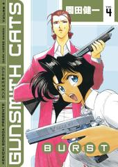 Gunsmith Cats: Burst Volume 4: Volume 4