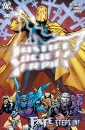 Justice Society of America (2006-) #30