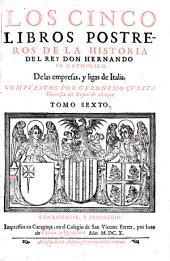 Anales de la corona de Aragon: Volumen 6
