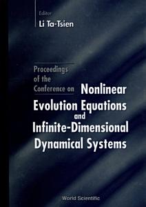 Nonlinear Evolution Equations And Infinite Dimensional Dynamical Systems   Proceedings Of The Conference PDF