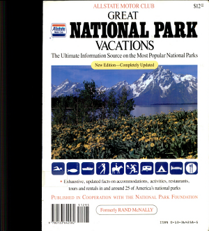 Great National Park Vacations PDF