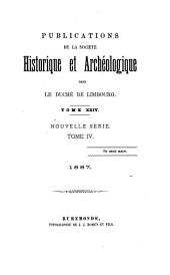 Jaarboek van Limburgs Geschied- en Oudheidkundliche Genootschap: Volume 24