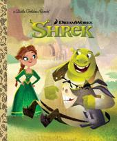 Shrek Little Golden Book (DreamWorks Shrek)