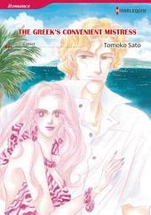 THE GREEK'S CONVENIENT MISTRESS: Harlequin Comics