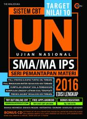 Target Nilai 10 UN SMA/MA IPS 2016 Sistem CBT