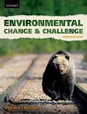 Environmental Change   Challenge PDF