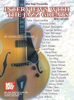 Interviews With the Jazz Greats   and More  PDF