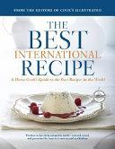 The Best International Recipe Book