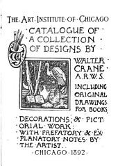 Catalogue of a Collection of Designs by Walter Crane...
