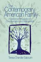 The Contemporary American Family PDF