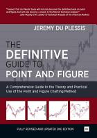 The Definitive Guide to Point and Figure PDF