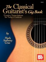 The Classical Guitarist s Gig Book PDF