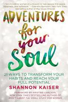 Adventures for Your Soul PDF