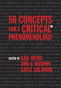 50 Concepts for a Critical Phenomenology