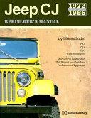 Jeep Cj Rebuilder s Manual