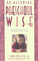 On Becoming Preschool Wise