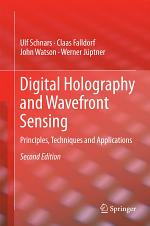 Digital Holography and Wavefront Sensing