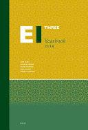 Encyclopaedia of Islam Three Yearbook 2019