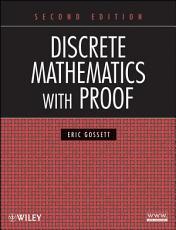 Discrete Mathematics with Proof PDF