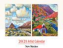 2021 NEW MEXICO MAGAZINE ARTIST CALENDAR