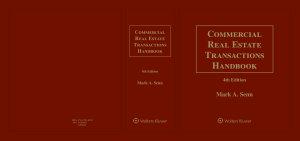 Commercial Real Estate Transactions Handbook PDF