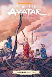 Avatar The Last Airbender Imbalance Part Two Book PDF