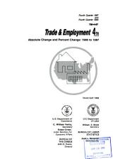 Trade and employment: Issue 3