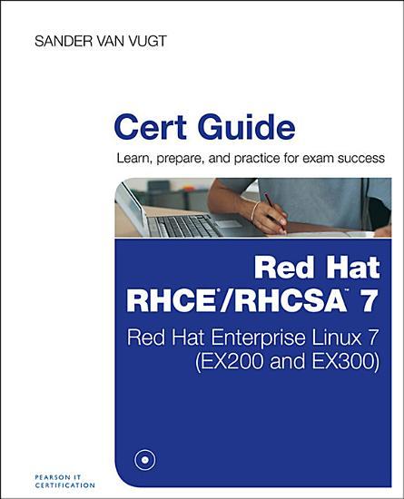 Red Hat RHCSA RHCE 7 Cert Guide PDF