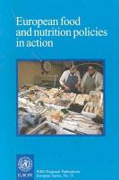 European Food and Nutrition Policies in Action PDF