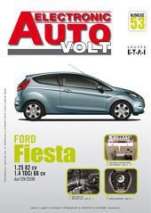 Manuale di elettronica Ford Fiesta: 1.25i 82cv - 1.4 TDCi 68cv