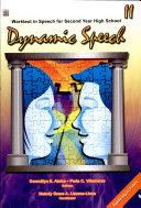 Dynamic Speech Ii ' 2008 Ed.