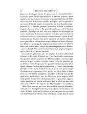 Œuvres de Lagrange: Théorie des fonctions analytiques, contenant les principes du calcul différentiel ... 4. éd