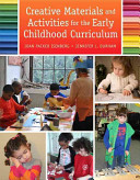 Creative Materials And Activities For The Early Childhood Curriculum Book PDF