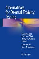 Alternatives for Dermal Toxicity Testing PDF