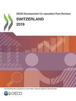 OECD Development Co-operation Peer Reviews: Switzerland 2019