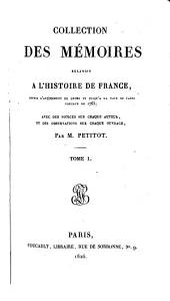 Collection des mémoires relatifs à l'histoire de France: Mémoires de Montglat ; t. II, Volume50